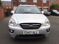 2007 Kia Carens 2.0 Diesel, 1 Year MOT, 7 Seats, HPI Clear, Drives Excellently