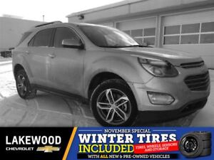 2016 Chevrolet Equinox LTZ AWD (Colored Touch, Heated Seats, Rem