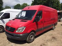 Mercedes-Benz Sprinter Panel Van (2006 - 2012) MK2 2.1 CDI 311 High Roof 4dr LWB indicator breaking