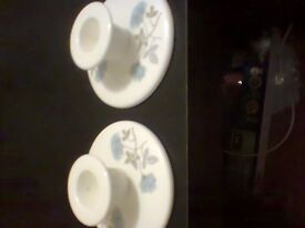 ICE ROSE WEDGEWOOD 7 x pieces mint condition