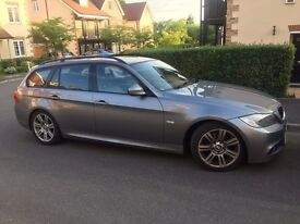 BMW 320d MSport Touring £5990