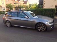 BMW 320d MSport Touring £5990