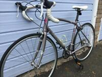 SPECIALIZED DOLCE RACER WITH CARBON PARTS LADIES ROAD AND RACE BIKE 56cm Very Good Condition