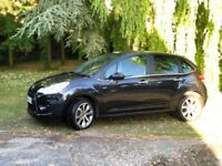 Citroen c3 exclusive, full service history ,full leather ,Years mot