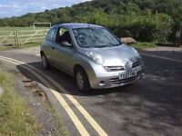 2007 Nissan Micra 1.2 petrol, Tested, Very nice Condition, Lovely Driver