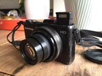 OLYMPUS XZ-1 Compact Digital Camera 10 mpx with superb F1.8 lens