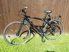 "Carrera Luna single speed bicycle 18"""