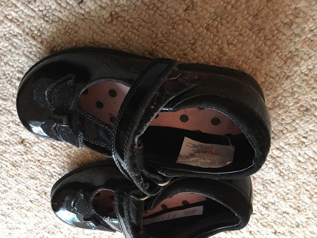 Clark's school shoes & plimsolls