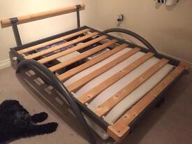 Modern stylish bed frame
