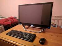 Samsung full hd 23 inch all in one touchscreen pc
