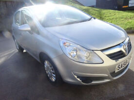 VAUXHALL CORSA 1.2 LIFE CDTI 5d 73 BHP 1 OWNER FROM NEW ++ DIESEL FULL SERVICE RECORD (7 STAMPS)