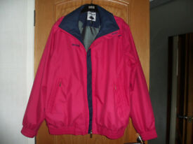 TOGGI HAYDOCK CHERRY RED LADIES JACKET