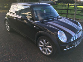Price Drop Only £900 Mini Cooper Black , Great First Time buyer