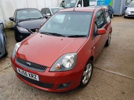 2006 Ford Fiesta 1.25 Freedom with Full service history
