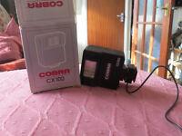 Cobra CX100 flash gun