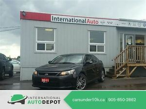 2011 Scion tC | PANO ROOF | BLUETOOTH | 2 SETS OF TIRES