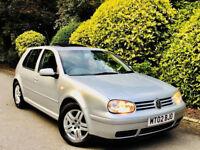 **ONLY DRIVEN 59K** VW GOLF 1.9 GT TDI 130 6SPD + FULL 10 STMP HSTRY+NEW FLYWHEEL&CLUTCH + IMMAC CAR