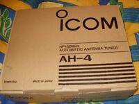 icom AH4 auto atu