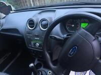 Ford Fiesta 1.4 stl 6 A's seen black petrol full mot 11-18 very lowmileage 41k,