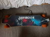 Koowheel electric skateboard longboard