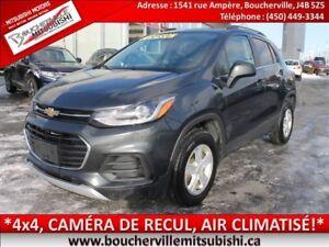 2017 Chevrolet Trax LT*4x4, CAMÉRA DE RECUL, AIR CLIM*