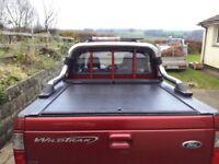 Roller shutter from ford ranger 06.