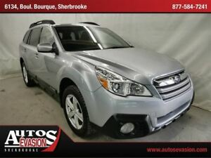 2013 Subaru Outback 2.5i AWD + SHIFT PADDLE + BLUETOOTH