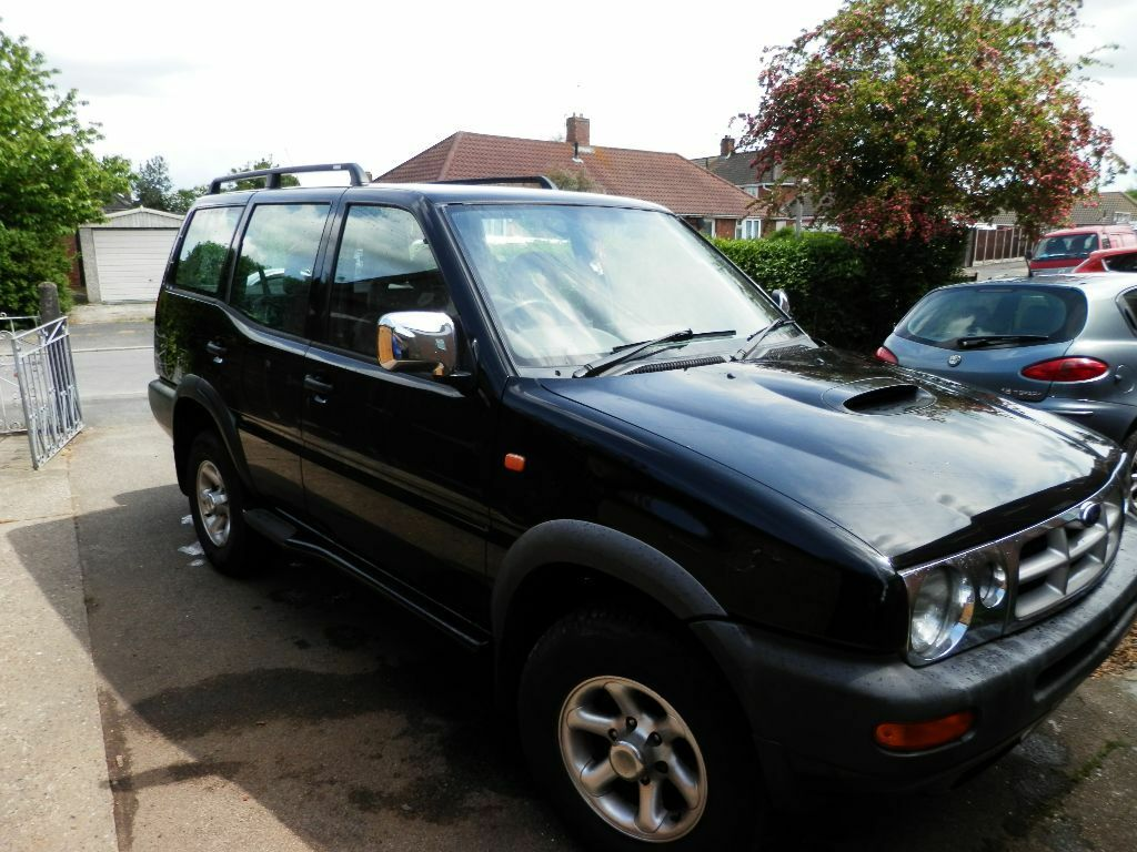 for sale ford maverick 2 7 diesel 125 bhp 7 seater long wheel base 4x4 in norwich norfolk. Black Bedroom Furniture Sets. Home Design Ideas