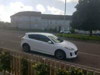 2013 Mazda 3 1.6D £30 TAX GREAT MPG 1 YR MOT SAT NAV HEATED SEATS