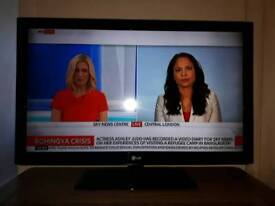 LG freeview tv