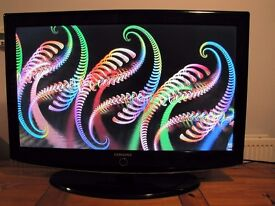 TV LCD SAMSUNG 37 INCH HD READY HDMI FREEVIEW