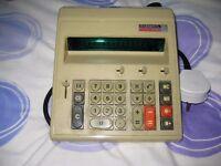Vintage Calculator - General Teknika 2104