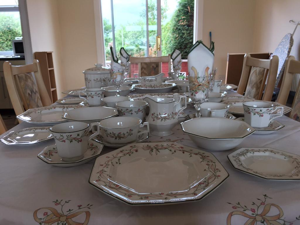 Dining set and table with 6 chairsin Dyce, AberdeenGumtree - Dining set and dining table and 6 chairs has to go Offers