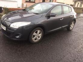 Renault megane 2010 £2300