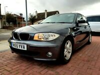 BMW, 1 SERIES, Hatchback, 2005, Manual, 1596 (cc), 5 doors