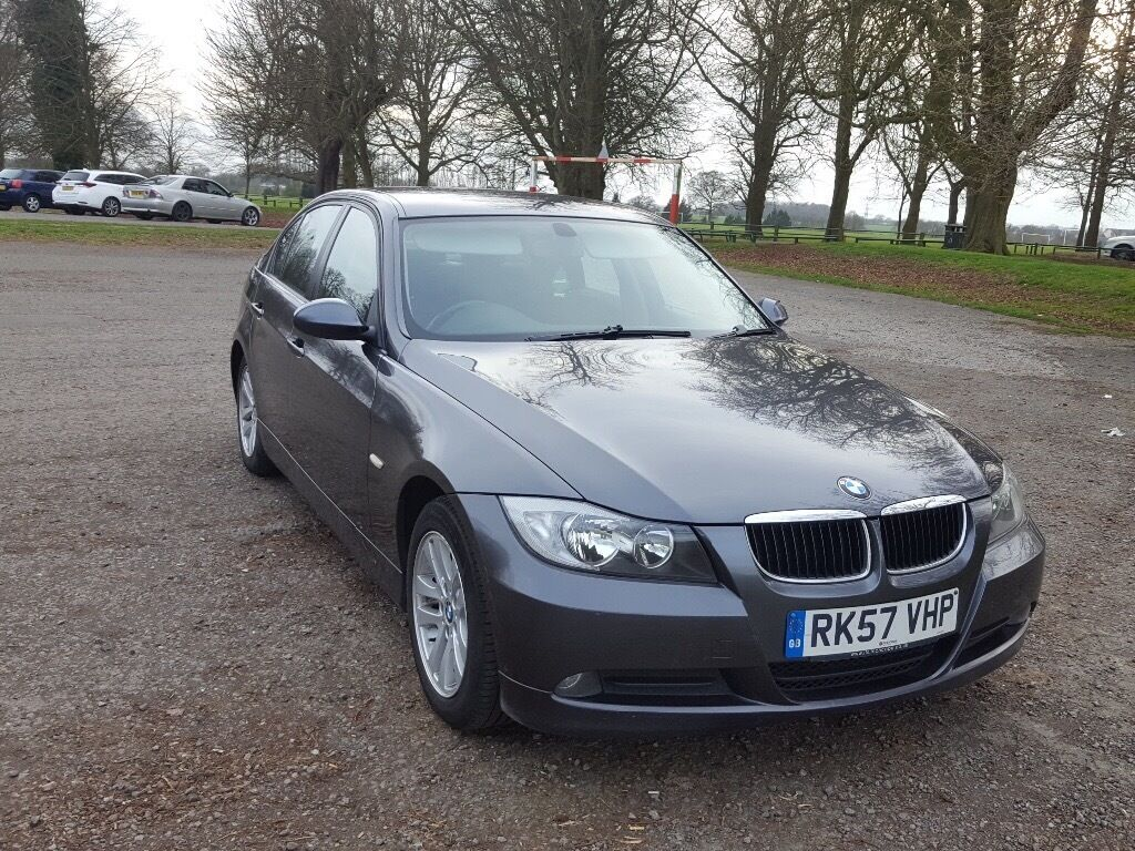 bmw 318d 2007 in luton bedfordshire gumtree. Black Bedroom Furniture Sets. Home Design Ideas