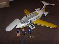 Playmobil Avion Jet Aeroline (ref: 3185)