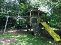 Sunray Premium Playground by Rainbow