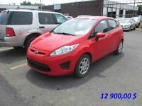 2013 FORD FIESTA ***INSPECTÉ PAR FORD 132 POINTS ***
