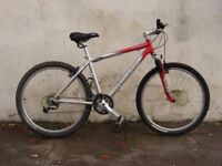 Mens Mountain/ Commuter Bike by Specialized' Hot Rock', Top Spec,, JUST SERVICED / CHEAP PRICE!!!!!