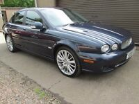 Jaguar X-Type 2.0D S - FSH - 12 MONTHS MOT, SERVICED, 3 MONTHS WARRANTY AND 12 MONTHS AA COVER.