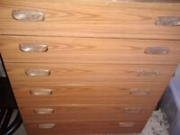 2 x chest of drawers - free