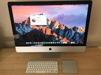 "Apple iMac ""Core i7"" 3.5 27-Inch (Late 2013)"