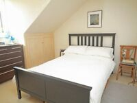 Double Room in 2 bed house available for 6 months. £700 per month, bills included