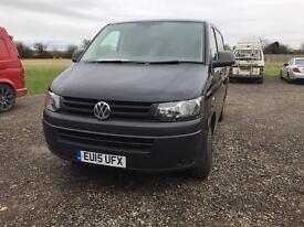 Volkswagen transporter t5 kombi campervan