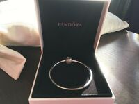 Pandora Beauty and the Beast Bracelet. Genuine with receipt