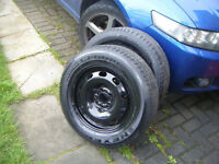 3 X EXCELLENT 195 X 65 X 16 TYRES ,1 CONTINENTAL 1 NEXEN , TREAD SUPERB ON BOTH , EXCEL COND