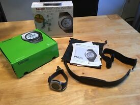 Beurer PM25 Heart Rate Monitor (unused, boxed)