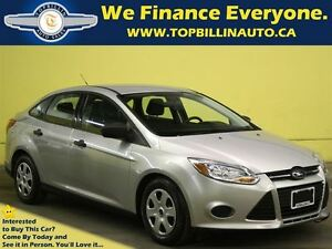 2013 Ford Focus Low Kilometers, only 52K