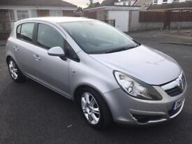 2010 Vauxhall Corsa 1.4 i 16v SE 5dr (a/c) *2 Keys*12 Month MOT*